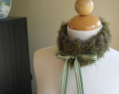 CLEARANCE SALE - Mini Spring Moss Scarflet