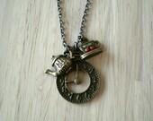 Tea Necklace