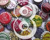 Vintage Soda Magnets - Stocking Stuffers
