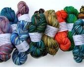Elliebelly Club Sock Luxury Sock Yarn For 2009