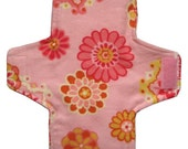 Cloth Menstrual Pad - Funky Flowers