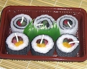 Futomaki Combo Sushi Candles