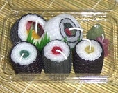 Assorted Sushi Combo Candles