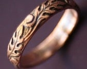 Copper Old Oak Ring