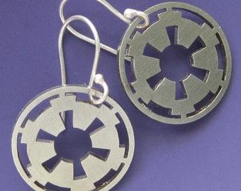 Imperial Insignia Earrings