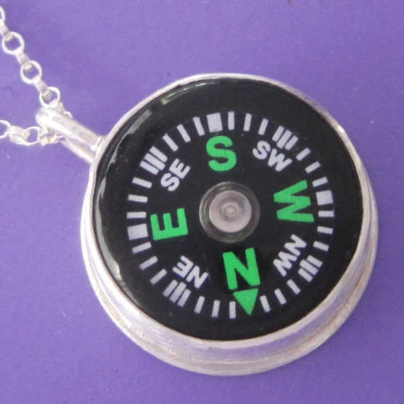 Compass Necklace for andrewbooth2