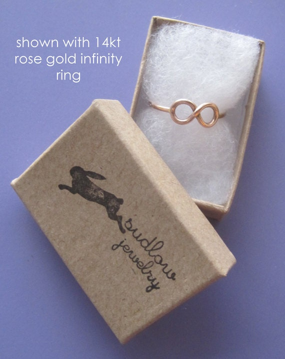100 TINY Kraft cotton filled boxes - perfect for CANADIAN Shipping
