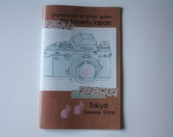 Tokyo Photojournal and Travel Guide My Loverly Japan Digital File