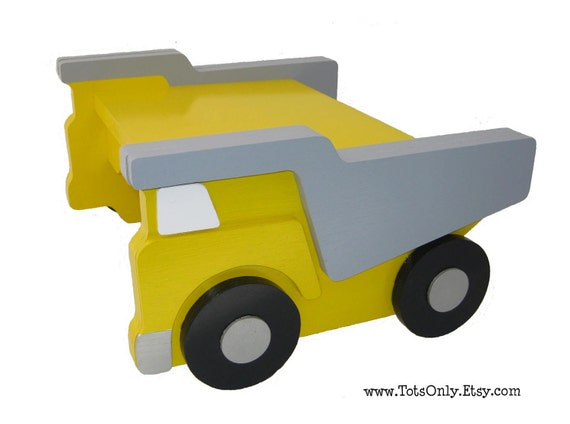 Dump Truck Step Stool By Totsonly On Etsy