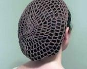 Crocheted Snood or Hairnet