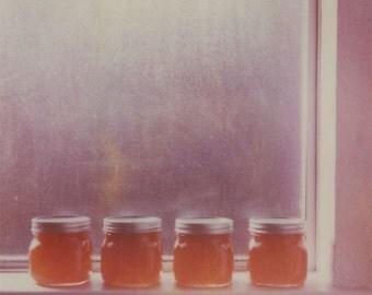 Polaroid Print 8x8 - My First Jam - Fine Art Photography