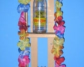 Reserved for thepamperedbaby - Hawaiian Crate Shelf - Large