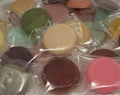 25 Scented Soap Samples - Limited Time Item - Seller's Choice