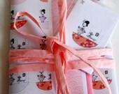 Hana wraping set  (set d emballage Hana)