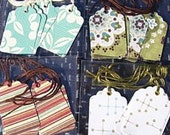 Vintage Sampler Tag Set (Gift or Embellishment)