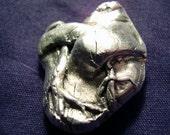 Corazon brooch