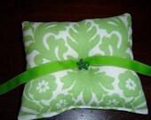 little ringbearer's pillow
