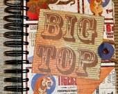 Big Top Circus Album \/ Journal