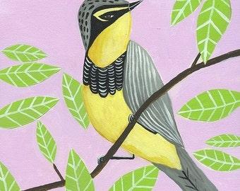 A Precocious Bird
