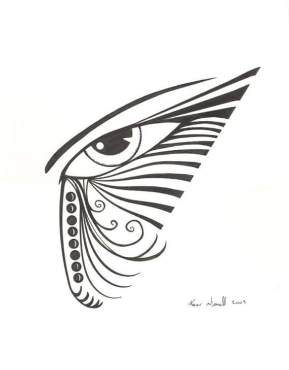 Black and white art | Etsy