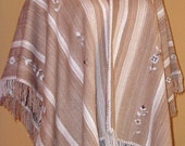 Beautifull Ladies Poncho Handmade with Vicuna Wool