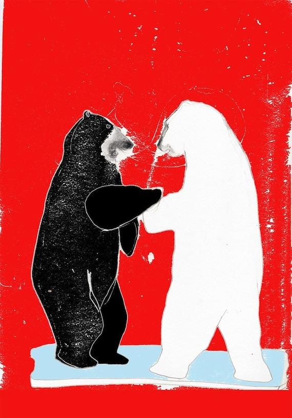 Battle of Extinction print