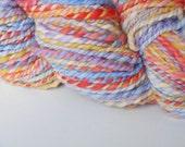 100% Handspun 2-ply Merino Yarn - Confetti