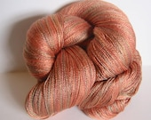 Handpainted Silk Yarn MANDARIN