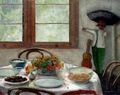Kitchen Interior Windows ...