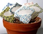 Garden Markers - Set of 4 in Moroccan vase Shape