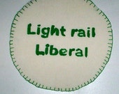 Light rail Liberal patch