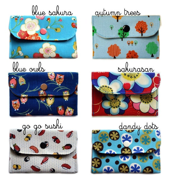 Get Three Card Case Wallets for 10 Dollars Wholesale Offer