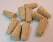 Teeny Natural Corks size 000 - 10pk - dIyScene - IF-Designs