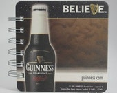 Beer Coaster Journal - Guinness Believe