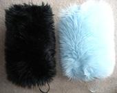 Faux Fur hand muff by Saari Design Since 2001