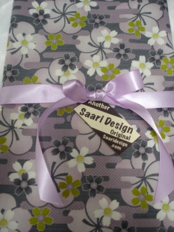 Lilac Boutique baby blanket
