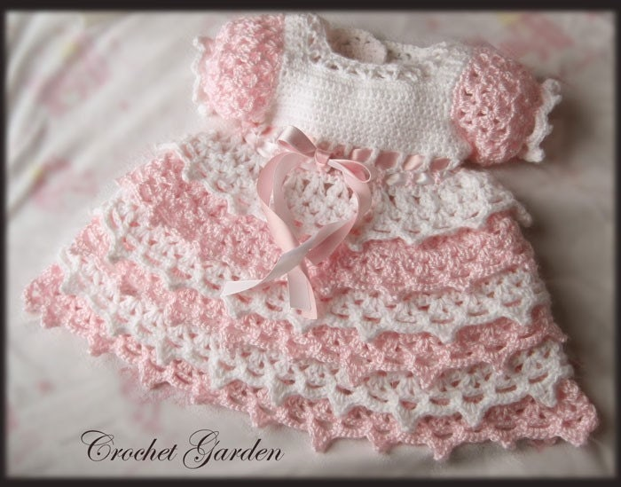 Dixie Belle Dress Crochet Pattern Baby tot