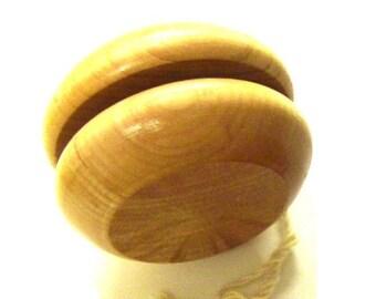 Sealed Hardwood Yo-Yo