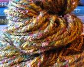 Handspun Autumn Navajo Ply