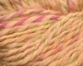 Butterscotch Mohair Handspun