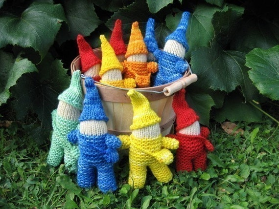 You Pick Color Wool Gnomes