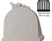 Maya Road Chipboard Birdcage Book