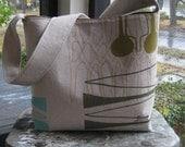 Arrow-Messenger Bag