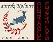 Personalized Shop Banner and Bio Icon