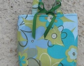 Boutique Floral Childrens Tote from the Michael Miller Collection