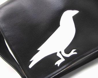 The Crow Vinyl Messenger