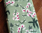 butterflies and orchids macbook sleeve