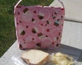 Cupcakes Lunch Bag
