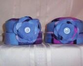 10 Mth- 2 Yr Flower Fleece Hat