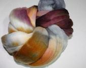 Hand dyed Merino Spinning Wool 4 Cancrinite B 6